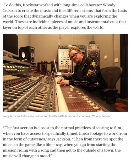 News | Woody Jackson Music