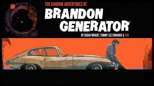 The Random Adventures of Brandon Generator